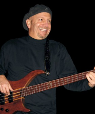 Joe Plass bass player